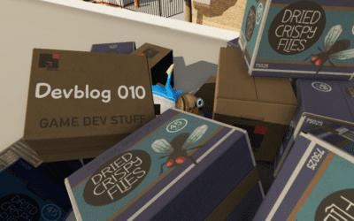Amazing Frog? Devblog 010 – Status