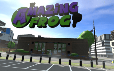 Amazing Frog Devblog 011a – The Balancing Act