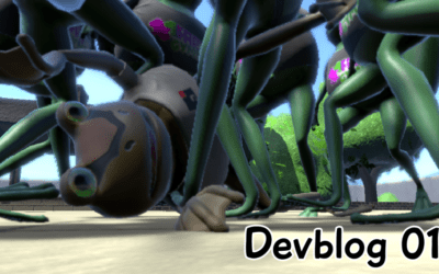 Amazing Frog? Devblog 016 Frogs n stuff