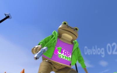 Amazing Frog? Devblog 021