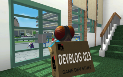 Amazing Frog? Devblog 023 – Post Jan Fix Fest