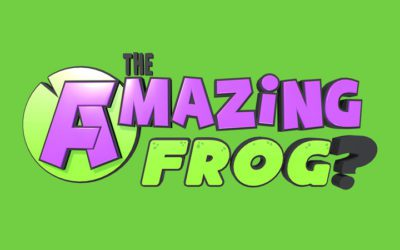 Amazing Frog? How we make game trailers