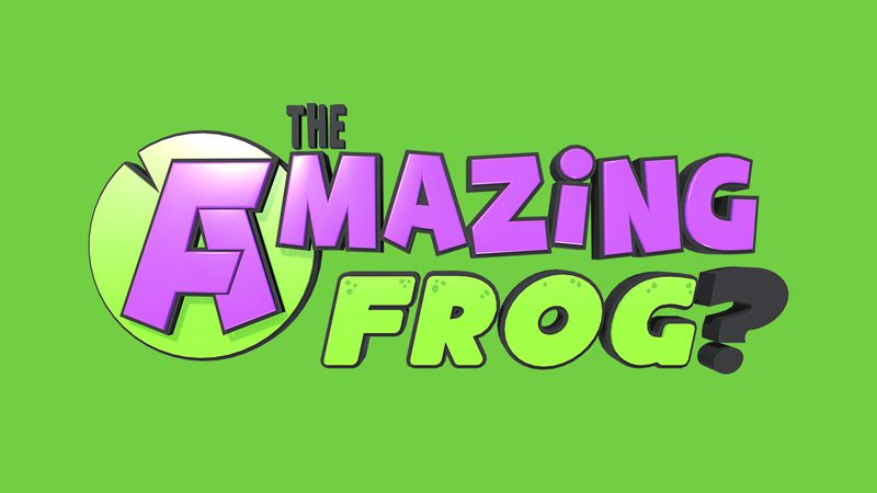 Amazing Frog? Movie Camera – Best Frog in Show