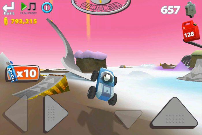 Dune Rider #1 iPad UK